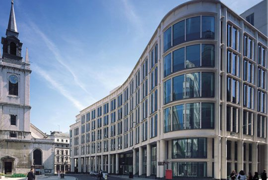 30 Gresham Street BMS Retrofit projects London