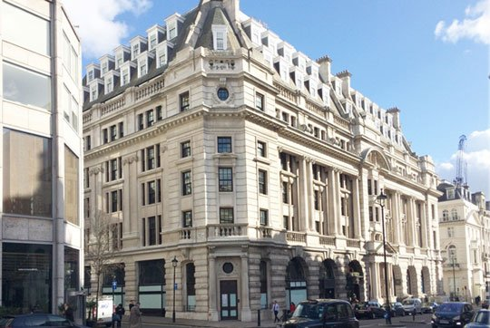 20 St James Street - BMS retrofit in London landmark buildings
