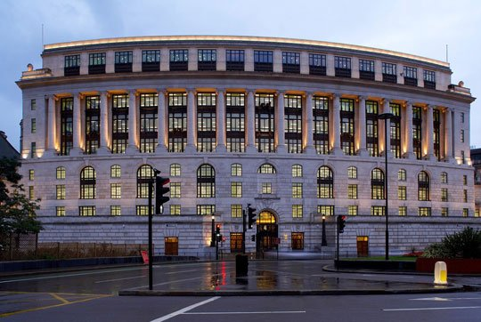 BEMS modernisation Unilever House SCI BMS