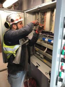 SCI BMS Engineer - new build installation
