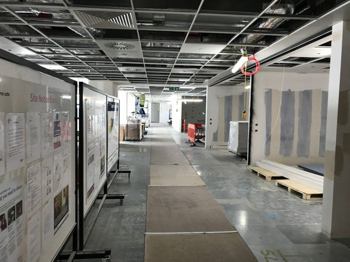 Deutsche Bank SCIBMS installation London