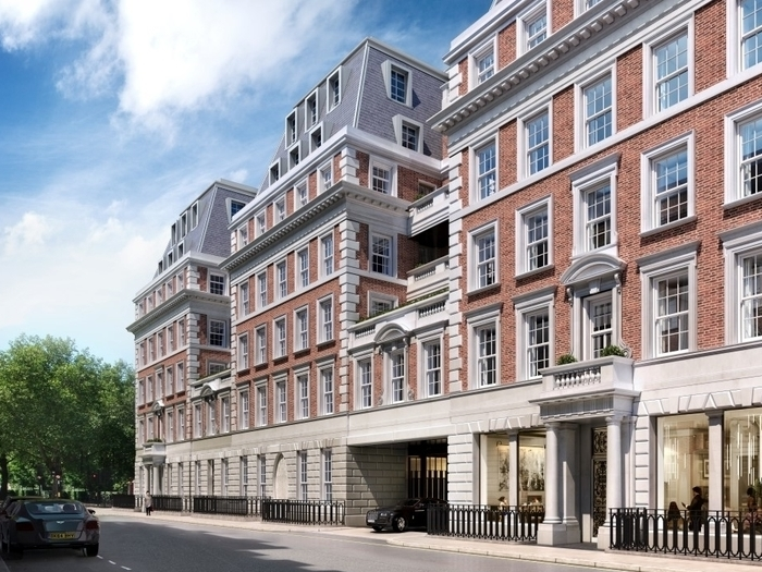 Grosvenor Square exterior